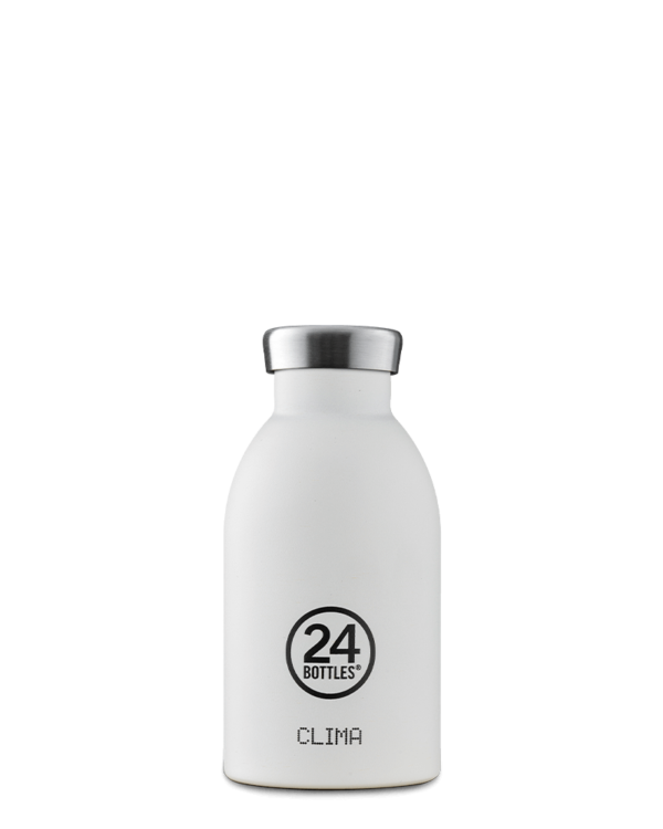 24bottles Clima 330ML ICE WHITE
