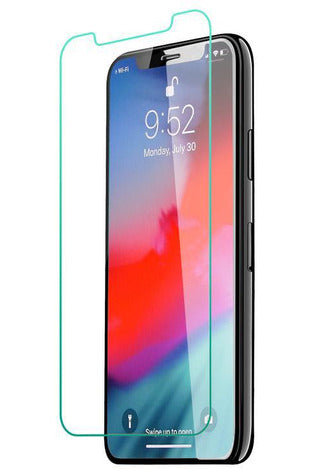 JCPal iClara iPhone XS Glass Screen Protector Half - JCP3826 - www.emarketkw.com