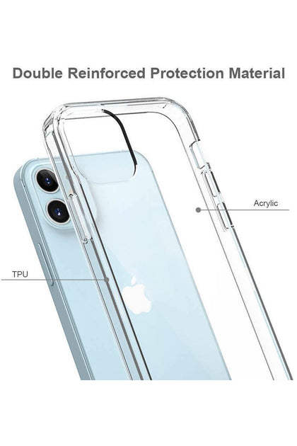DAEWOO Clear Case for iPhone 12 Pro Max , Drop Protection keeps your phone safe without sacrificing your style