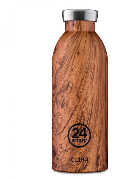 Alpha Cafe X 500ML Sequoia wood