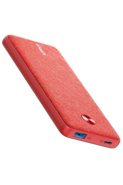 Anker PowerCore III Sense 10K PD - Pink Fabric