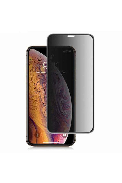JCPal Preserver Privacy Glass Screen Protector 0.33mm for iPhone XS Max - Black (JCP3866) - www.emarketkw.com
