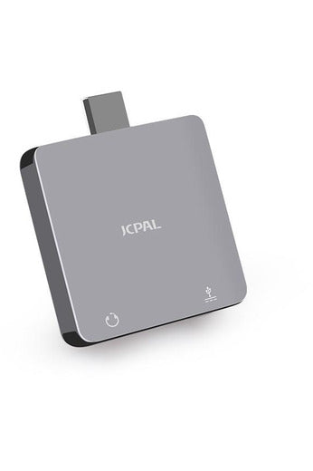 JCPal LinkS USB-C Digital Audio Adapter with Charging Port (JCP6182) - www.emarketkw.com