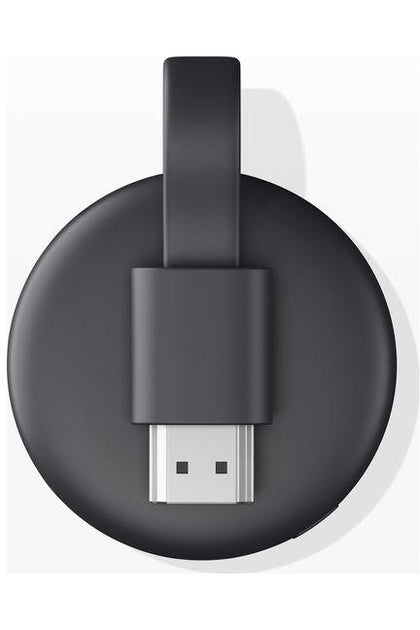 Google Chromecast 3rd Generation - Charcoal (GA00439-GB)
