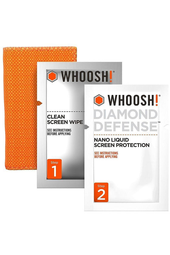 Whoosh Diamond Defense Liquid Screen Protection 1FGDDENFR