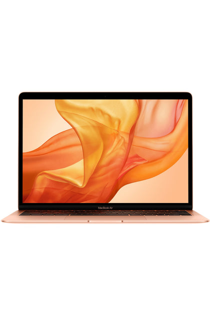 MacBook Air 13-inch 1.1GHz intel core 10th-gen i5 8GB 512GB SSD Iris Plus Graphics -Arabic keyboard ( 2020 )- Gold