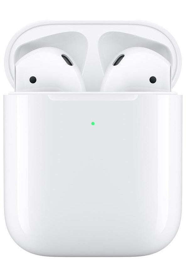 AirPods (2nd Gen) with Wireless Charging Case - MRXJ2 - www.emarketkw.com
