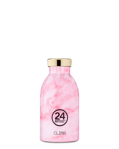 24bottles Clima 330ML Pink Marble