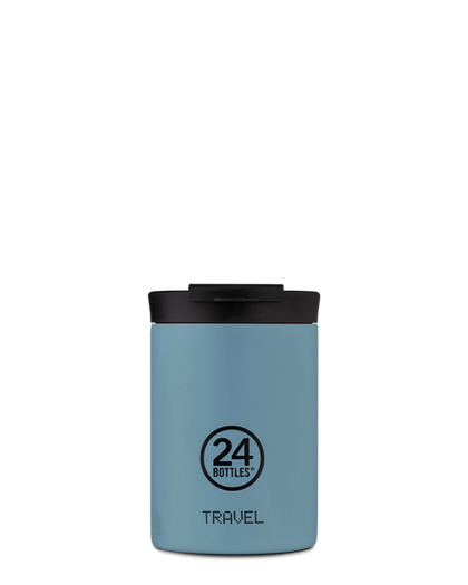 24bottles Travel Tumbler 350ML Powder blue