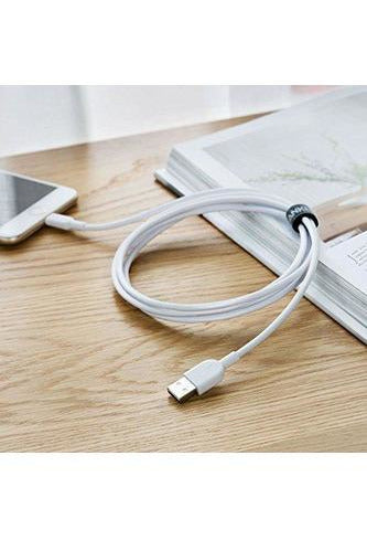 Anker PowerLine II Lightning 1.8m/6ft - White (A8433H21) - www.emarketkw.com