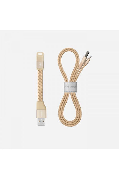 MOMAX Elite Link Pro Lightning To USB Cable Special Pack (11cm + 1m)