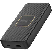 OtterBox Fast Charge Qi Wireless Power Bank 18+Wireless 10w - Usb-PD 15000mAH