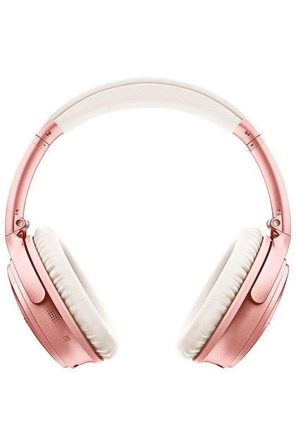 Bose QuietComfort 35 Series II Wireless Over-Ear Headphone, Noise Cancelling - Rose Gold (789564-0050) - www.emarketkw.com