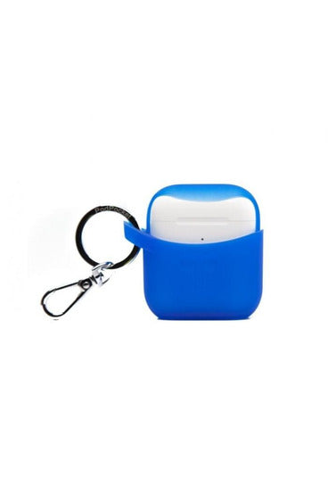 Podpockets Secure Scoop AirPods 1,2 Protective Case - Royal Blue