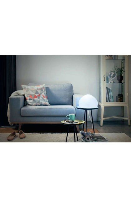 Philips Table Lamp-Hue Wellness White (4440156P7) - www.emarketkw.com