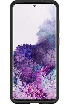 Otter + Pop Symmetry Series Case for Galaxy S20+/Galaxy S20+ 5G - Black