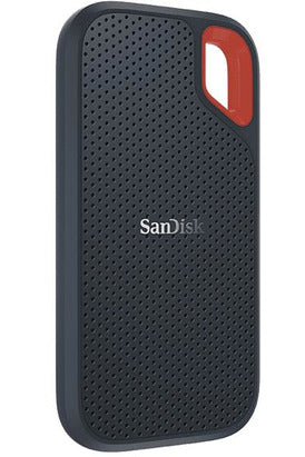 Sandisk Extreme Portable SSD 2TB High-Speed Storage,Read Speed up to 550 MB/S (SDSSDE60-2T00G-G25) - www.emarketkw.com