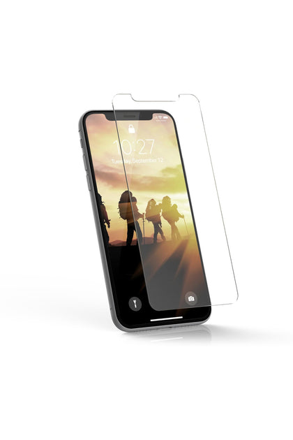 UAG iPhone 12 Mini - Rugged Tempered Glass Screen Protector- Clear