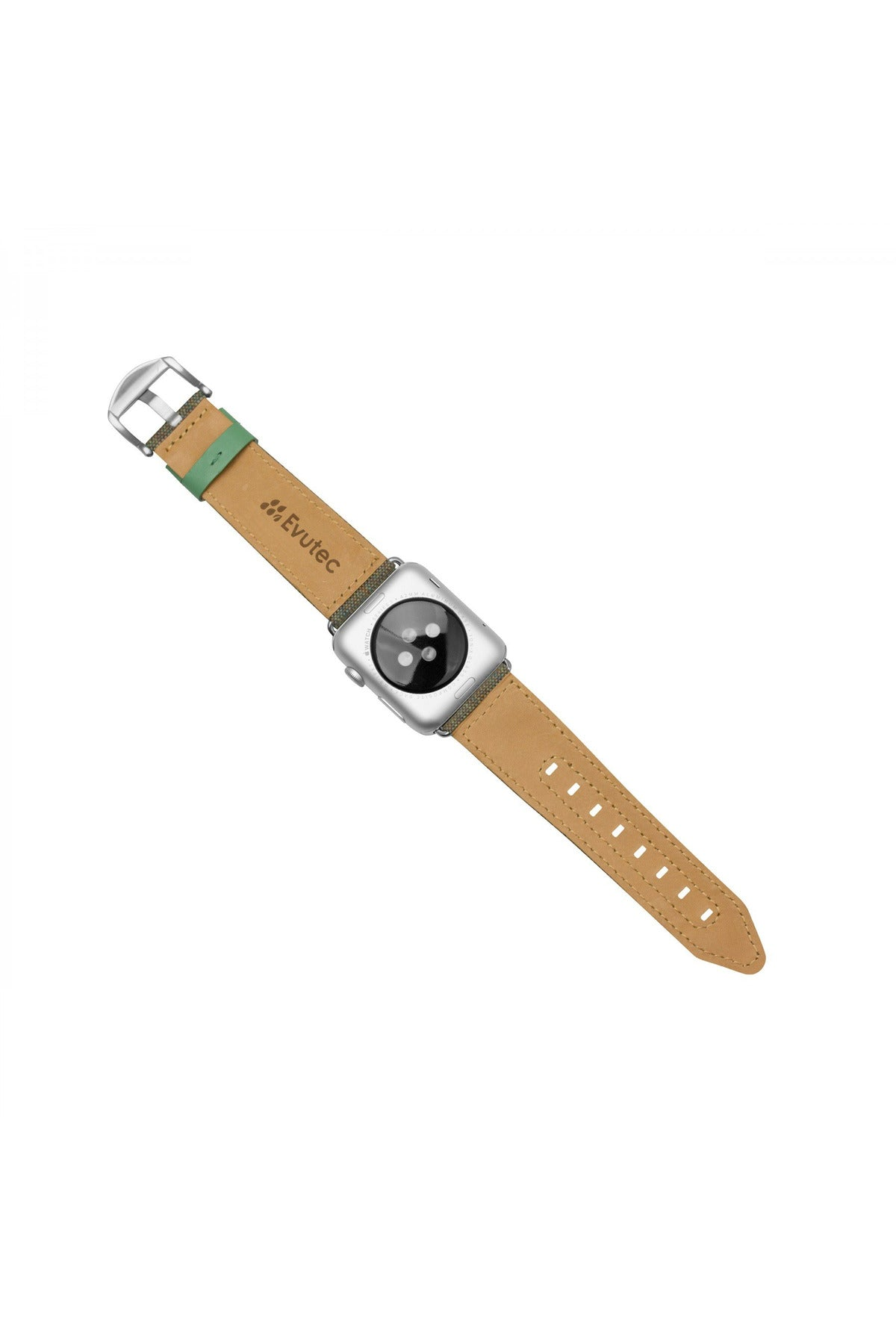 Evutec Northill Series Apple Watch Band 42MM & 44MM - Chroma/Sage (WB-A13-42-D10) - www.emarketkw.com