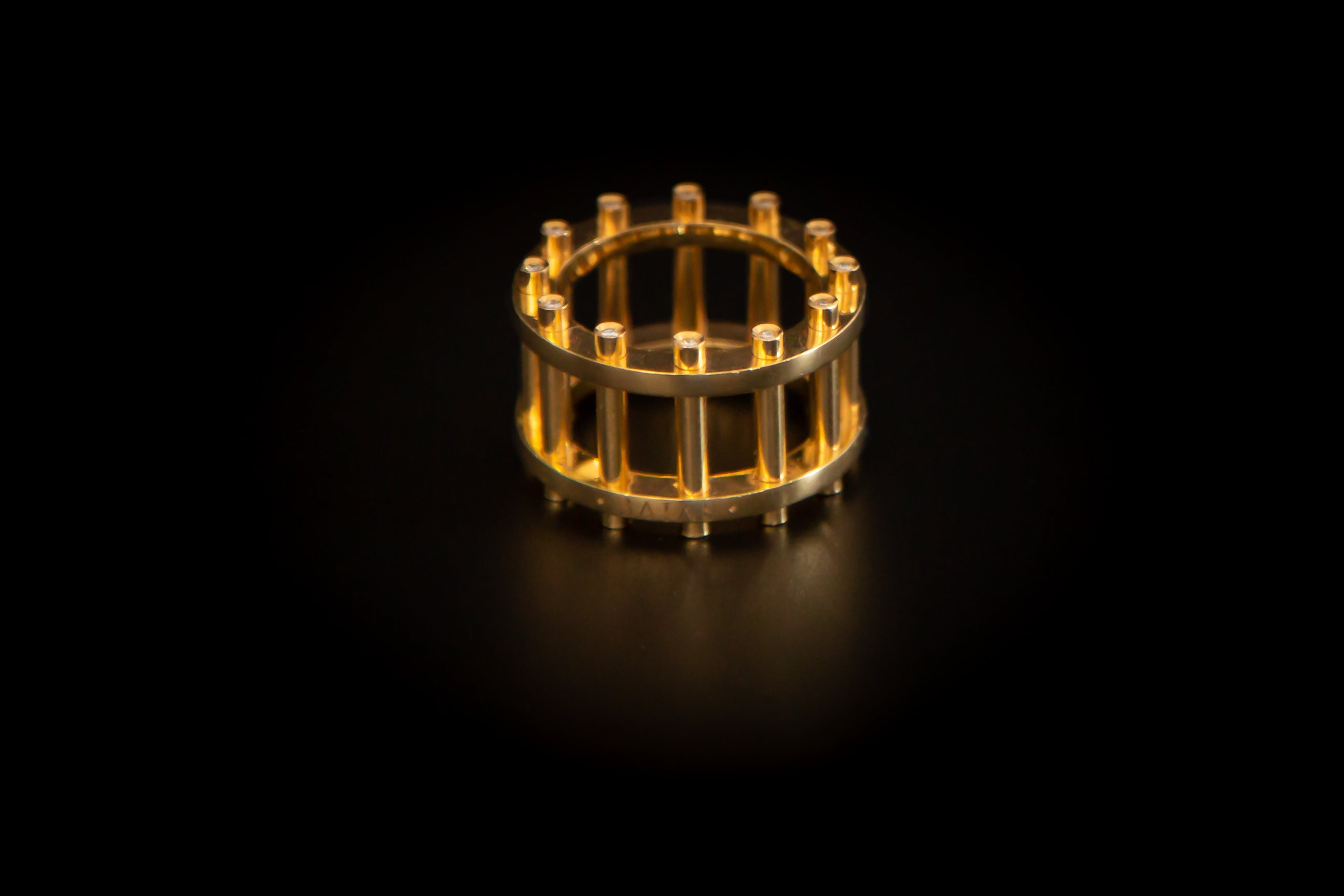 Ring of Aeon 12 Ring - BAIAE