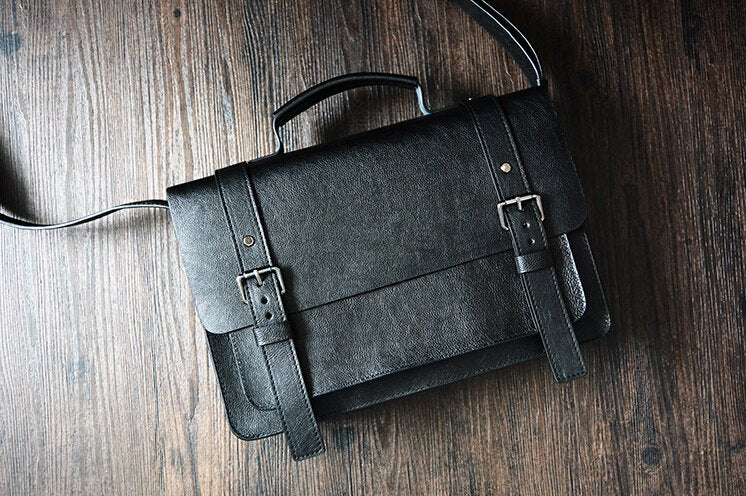 The Amsterdam Handmade Briefcase
