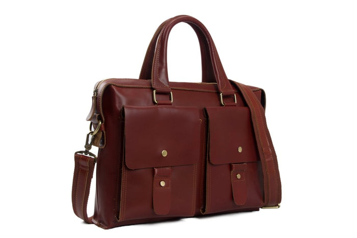 The Singapore Handmade Briefcase