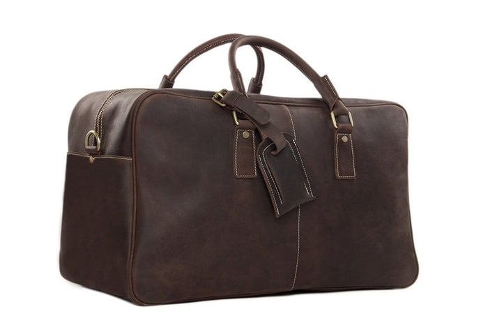 The Havana Handmade Duffle Bag