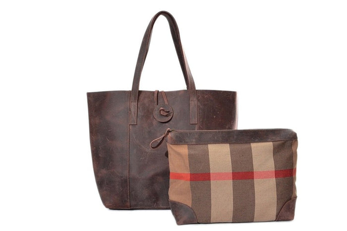 The Equatoria Handmade Women Tote Bag