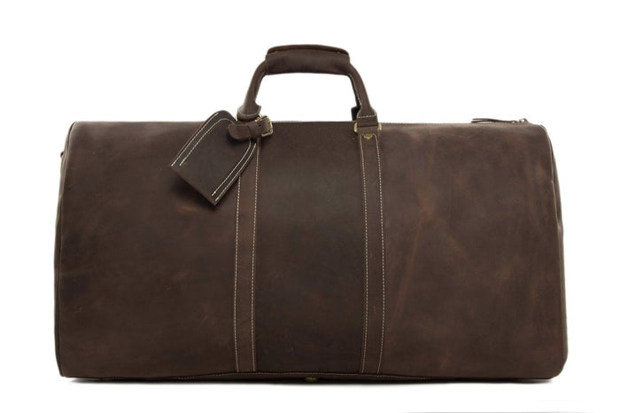 The Buenos Aires Handmade Duffle Bag