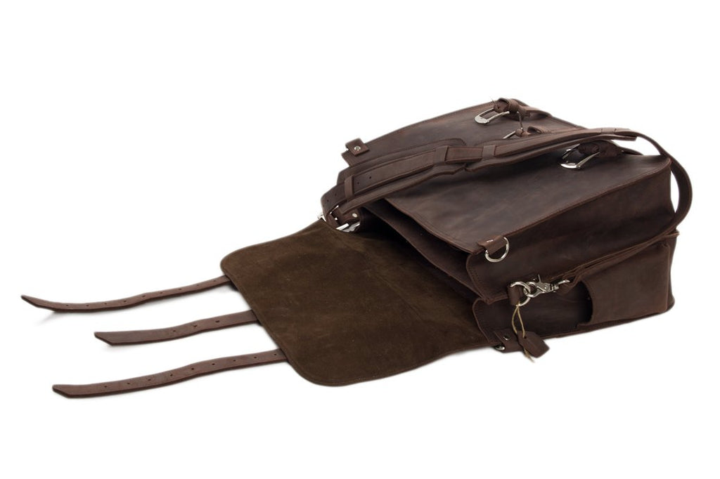 The Los Angeles Handmade Duffle Bag
