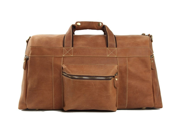 The Phoenix Handmade Duffle Bag