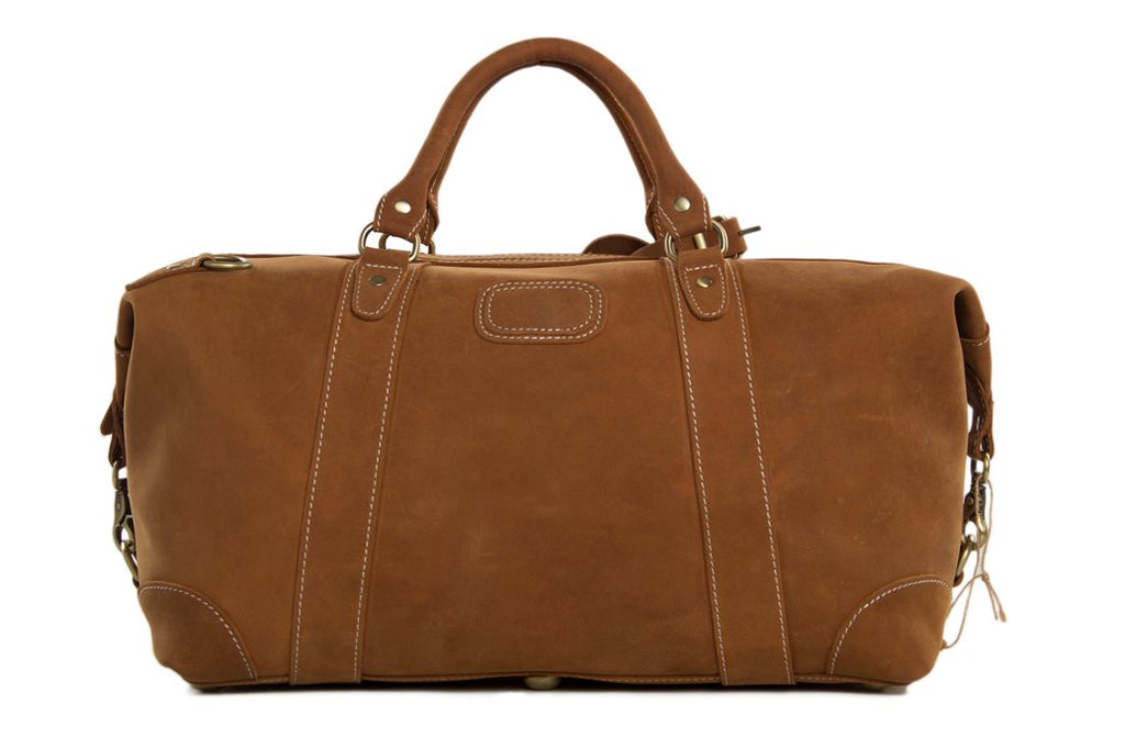 The Napoli Handmade Duffle Bag