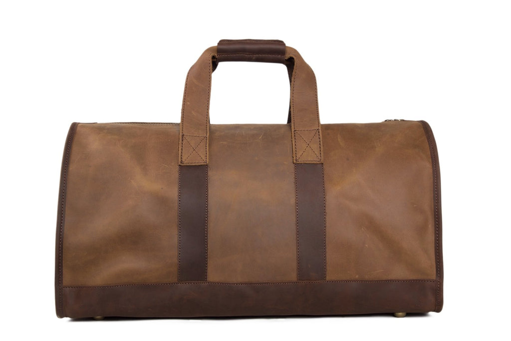 The Belize Handmade Duffle bag
