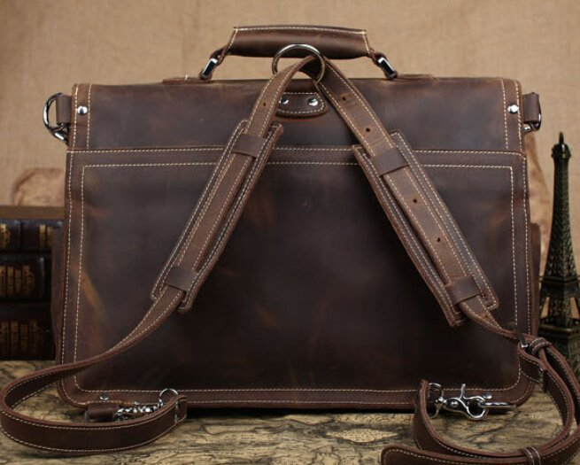 The Mumbai Handmade Briefcase