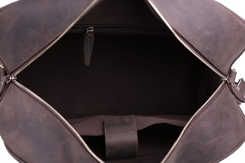 The Jerusalem Handmade Duffle Bag