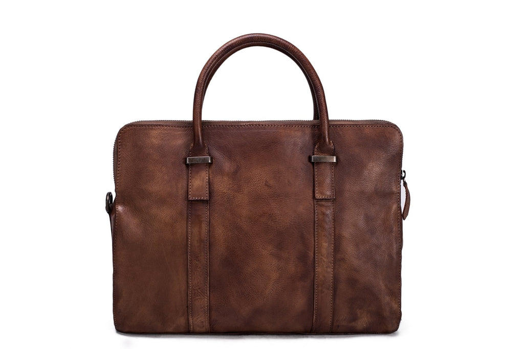 The Kingston Handmade Briefcase