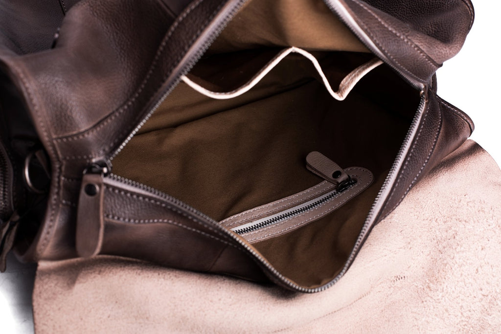 The Bangkok Handmade Duffle Bag