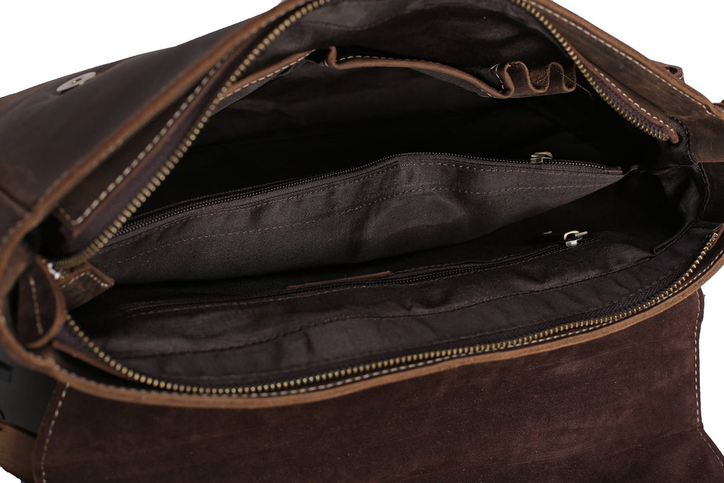 The Quito Handmade Briefcase