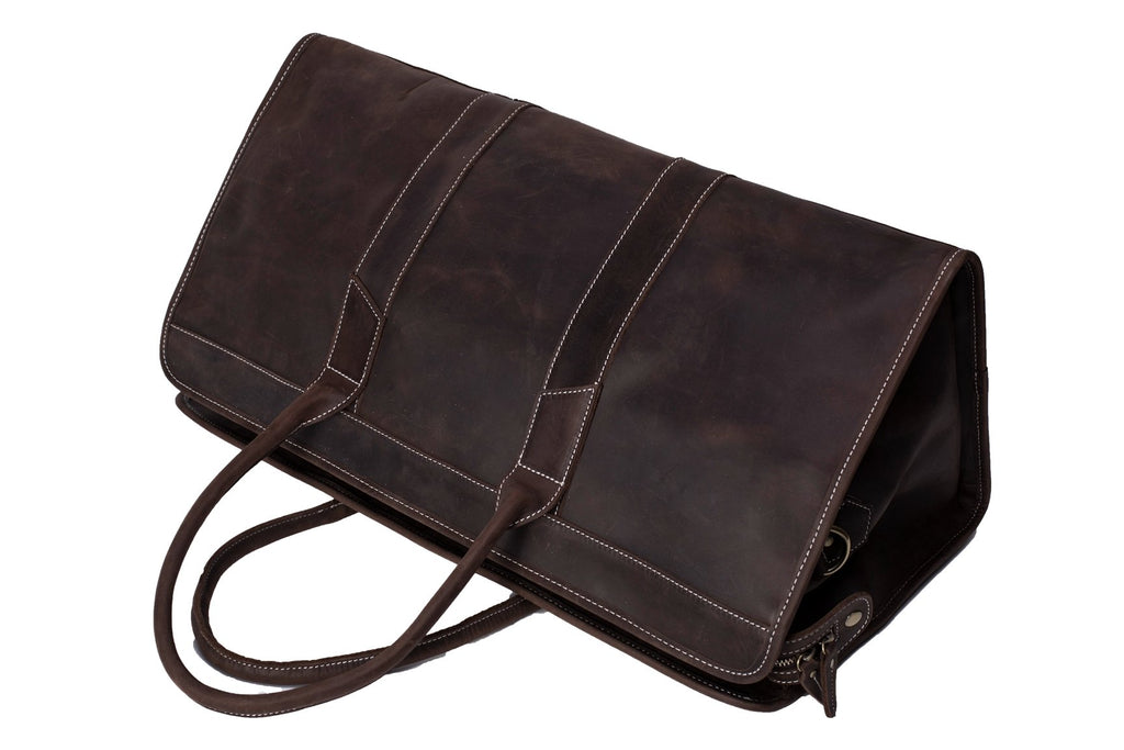 The Johannesburg Handmade Duffle Bag