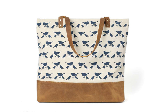 The Manila Birdies Handmade Women Tote bag