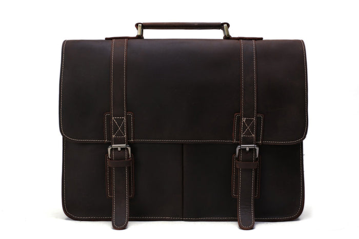 The Port-au-Prince Handmade Briefcase