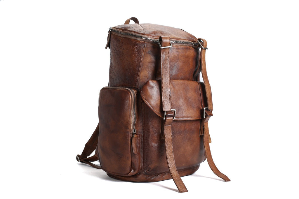 The Zürich Handmade Backpack