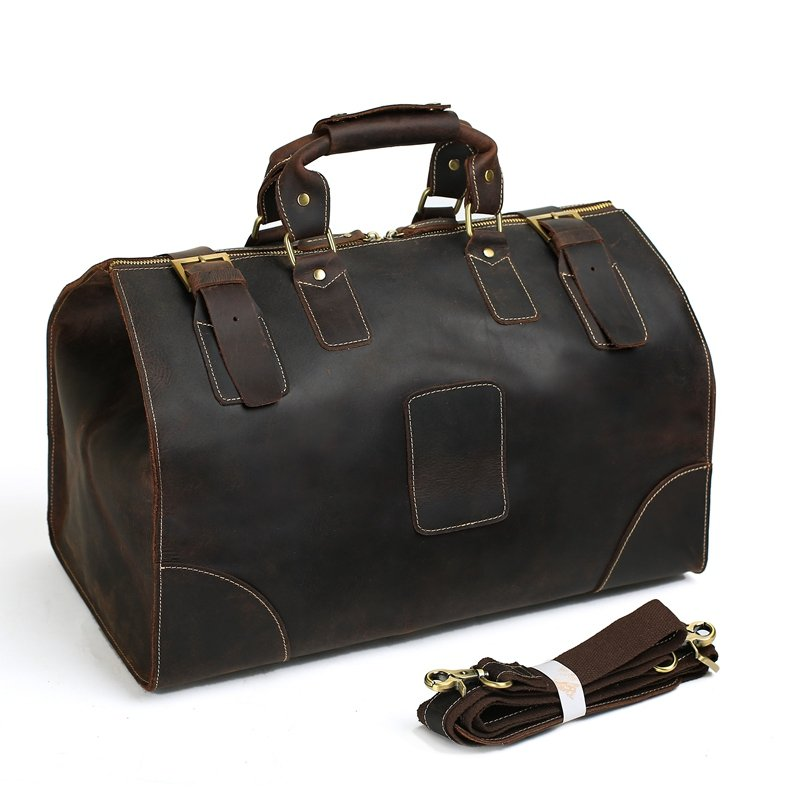 The Anchorage Handmade Duffle Bag