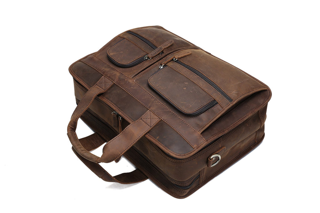The Tunis Handmade Duffle Bag