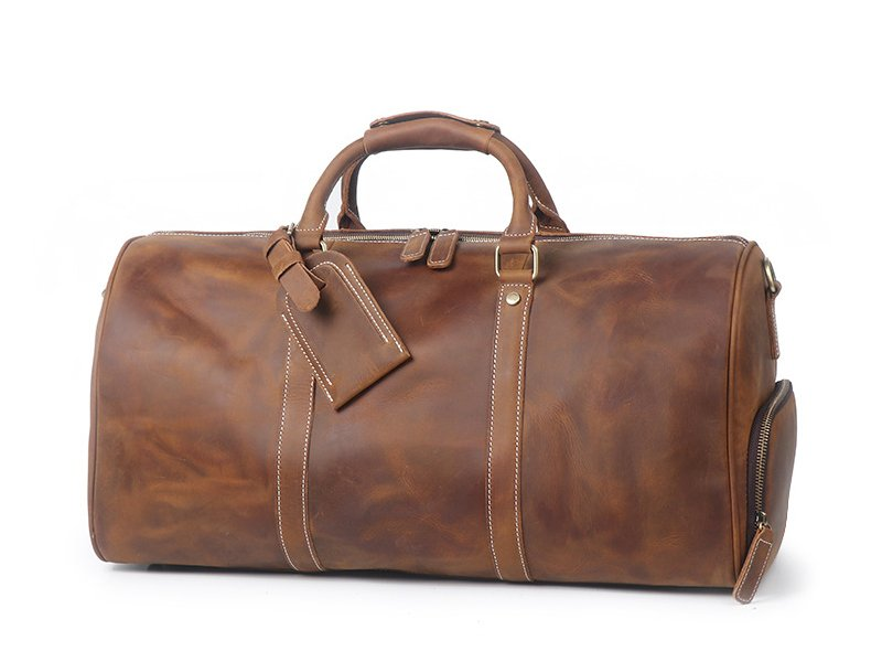 The Stalingrad Handmade Duffle Bag
