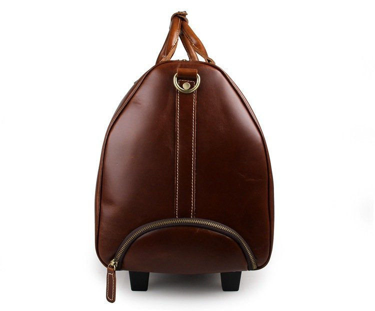 The Kiev Handmade Duffle Bag