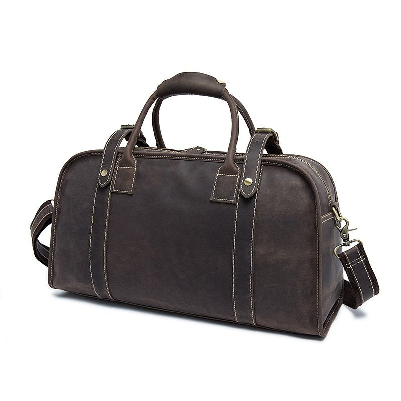 The Mecca Handmade Duffle Bag