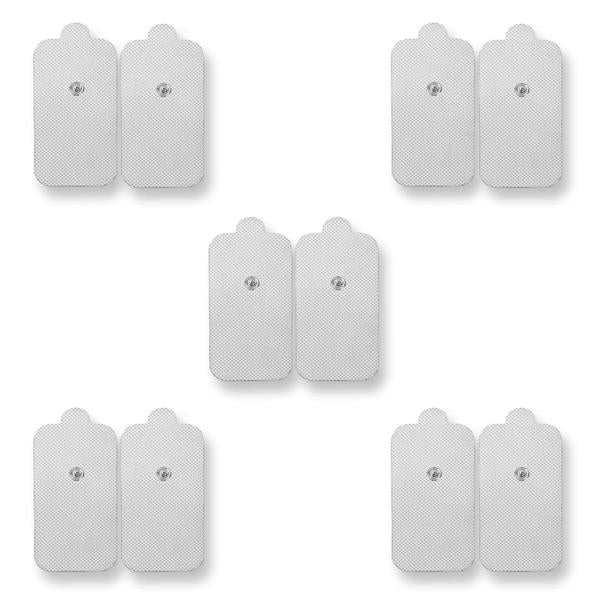 Large Size Replacement pads for MedSense TENS EMS/PMS Devices