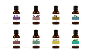 Essential Oil Set – 100% Pure & Natural Oil - 8 Pack (Lavender, Clove, Rosemary, Yarrow, Clary Sage, Juniper, Eucalyptus, Peppermint) - Best...