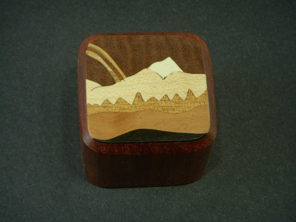 Paperweight, office Paper weight, Custom Paper Weight, Wood Inlay Handmade in USA 9